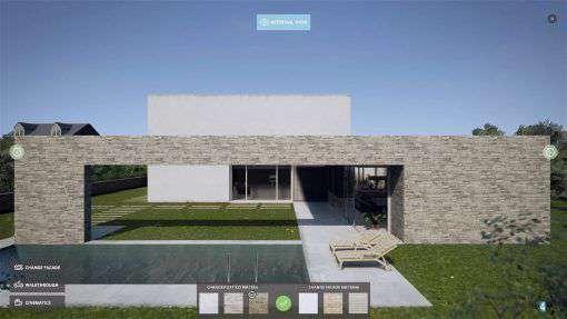 پروژه تجسم معماری