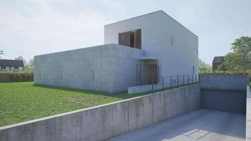 دانلود پروژه تجسم معماری