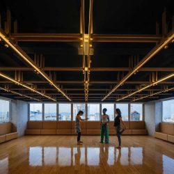 طراحی سالن رقص در برزیل