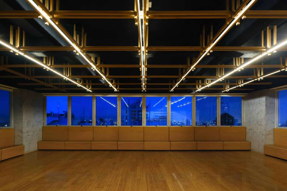 طراحی سالن رقص