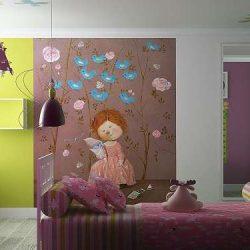 8 ایده خلاقانه برای دکوراسیون اتاق خواب دخترانه