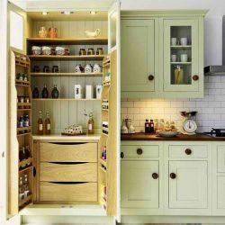 20 شیوه خلاقانه برای ذخیره سازی آشپزخانه
