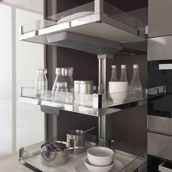 سازماندهی و ذخیره سازی آشپزخانه
