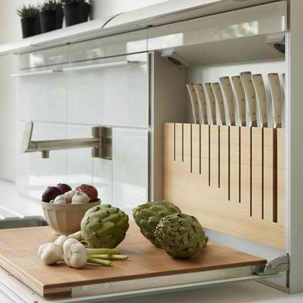ذخیره سازی آشپزخانه
