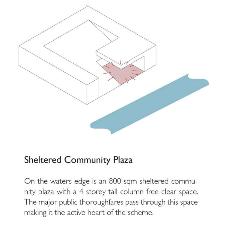 طراحی سرای محله سنگاپور