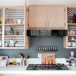 بازسازی و تغییر دکوراسیون آشپزخانه اجاره ایی