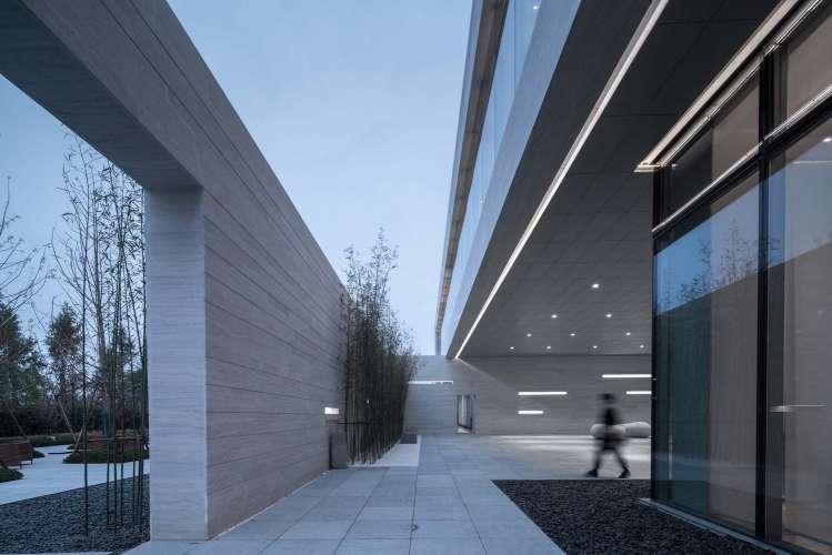 معماری گالری هنری