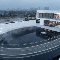 طراحی گالری هنری در چین