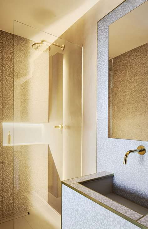 طراحی داخلی آپارتمان مدرن