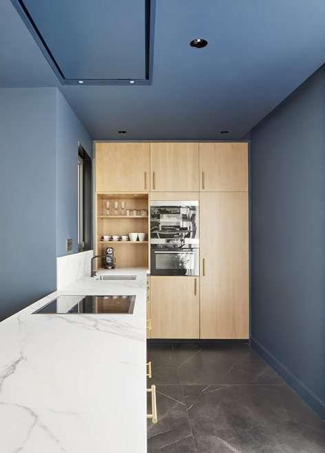 طراحی داخلی آپارتمان معاصر