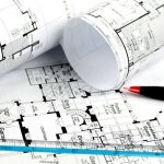 تصویر نقشه معماری