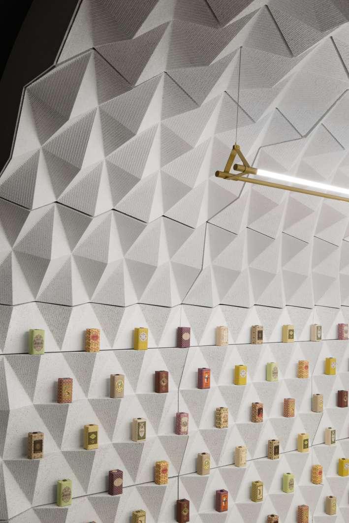 طراحی فروشگاه تونلی