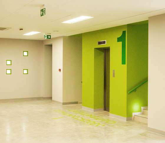 طراحی داخلی مطب زنان و زایمان