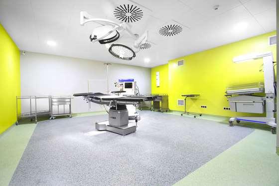 طراحی بیمارستان زنان و زایمان