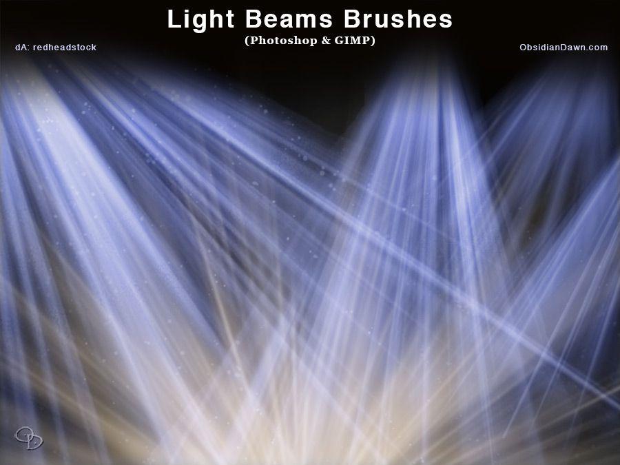 پلاگین ایجاد افکت پرتو نور برای فتوشاپ