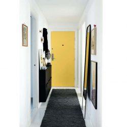 6 ایده دکوراسیون و چیدمان آپارتمان باریک و راهرو مانند