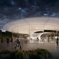 طراحی ایستگاه مترو اسلو