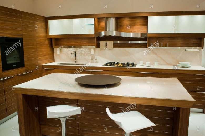 تصاویر استوک طراحی داخلی آشپزخانه