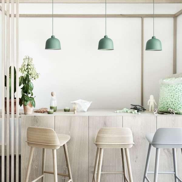 طراحی چراغ آویز آشپزخانه