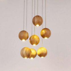 50 نمونه طراحی چراغ آویز