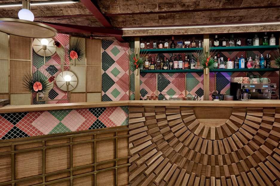طراحی رستوران برزیلی