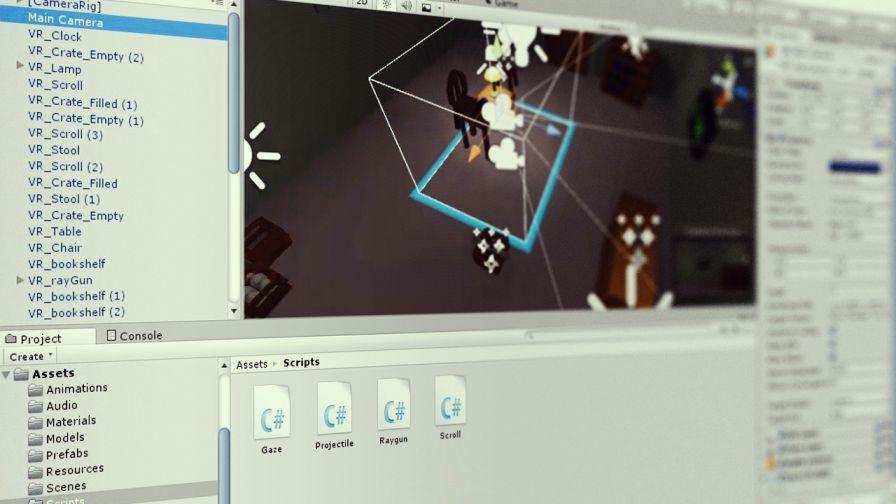 دانلود آموزش واقعیت مجازی در یونیتی