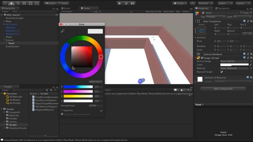 دانلود دورهPluralsight Unity VR Fundamentals