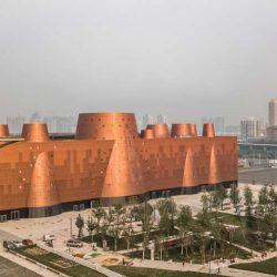طراحی موزه با تکنولوژی معاصر