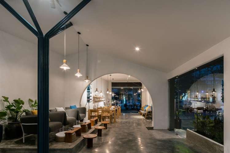 طراحی داخلی سالن اسپا