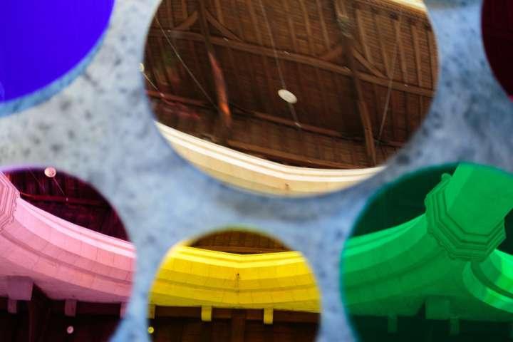 بازتاب رنگ در دکوراسیون داخلی