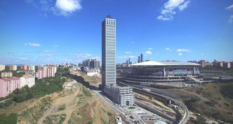 ساختمان های بلند 2018
