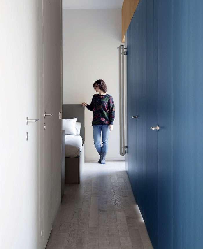دکوراسیون داخلی آپارتمان کوچک و مدرن