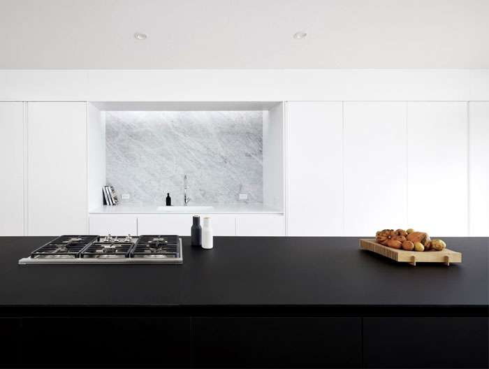 طراحی داخلی خانه به سبک مینیمال