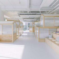 طراحی هاستل در چین