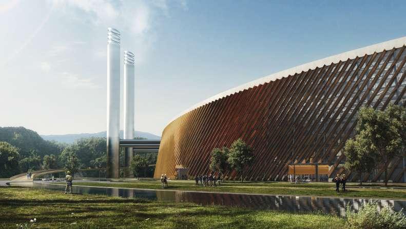 کارخانه تولید کننده انرژی