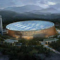 طراحی بزرگ ترین کارخانه تولید کننده انرژی از زباله در چین