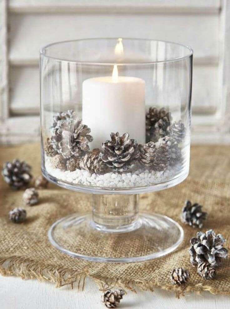 ایده جذاب استفاده از شمع در دکوراسیون داخلی