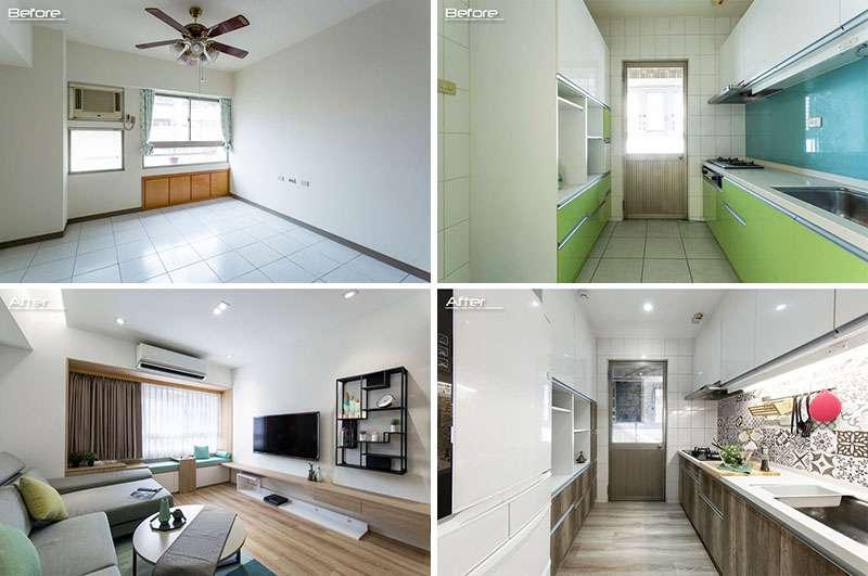 آپارتمان به سبک معاصر