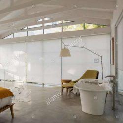 تصاویر استوک طراحی داخلی مینیمالیستی