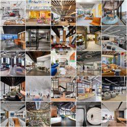 25 طرح برتر دفاتر کار 2018
