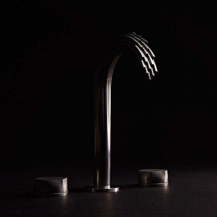 طراحی شیر آب سه بعدی مدرن