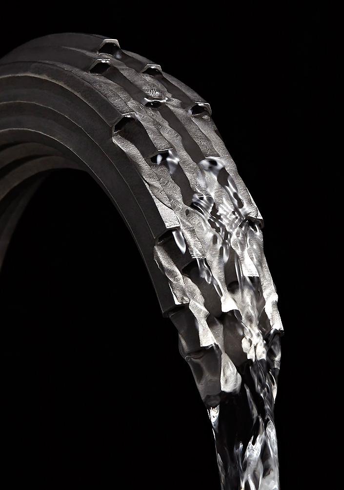 خلاقیت در طراحی شیر آب