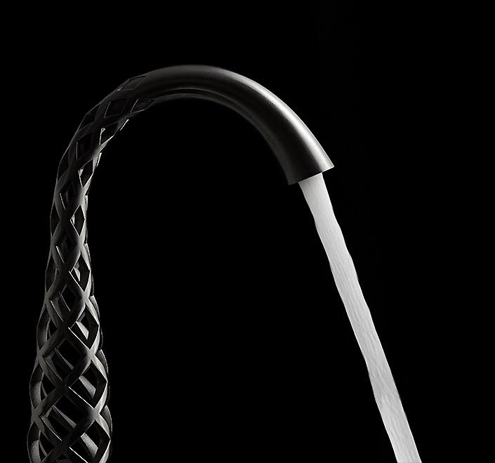 شیر آب سه بعدی مدرن