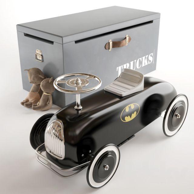 دانلود مدل سه بعدی اسباب بازی