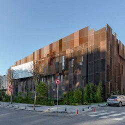 بازسازی و طراحی مجتمع فرهنگی آتاتورک