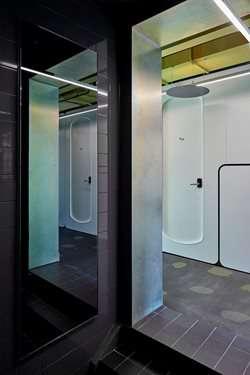 طراحی داخلی هاستل دیجیتال