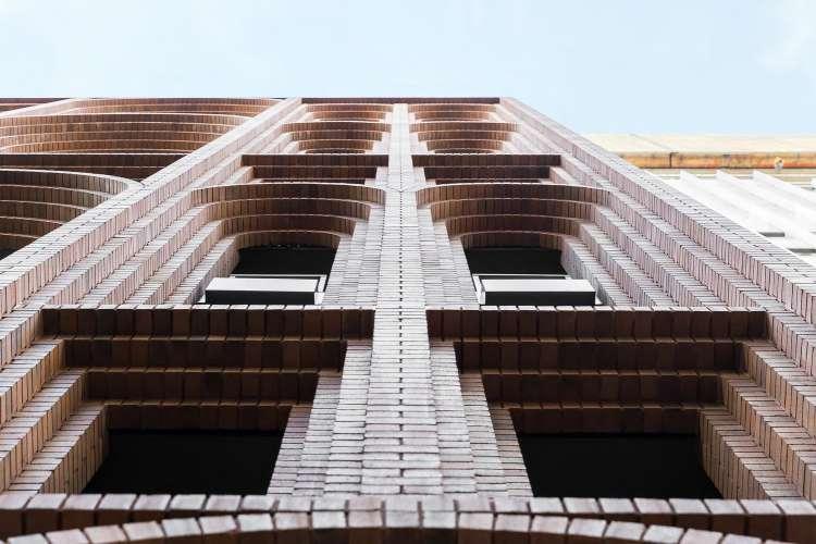 طراحی ساختمان مسکونی سیدنی