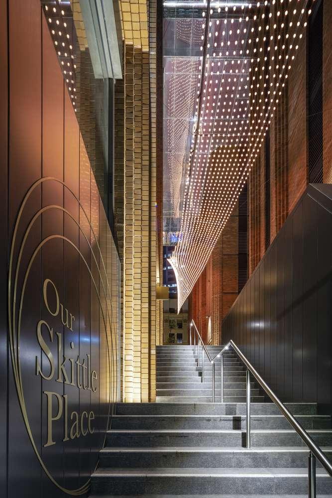 طراحی برج سن کلارنس سیدنی