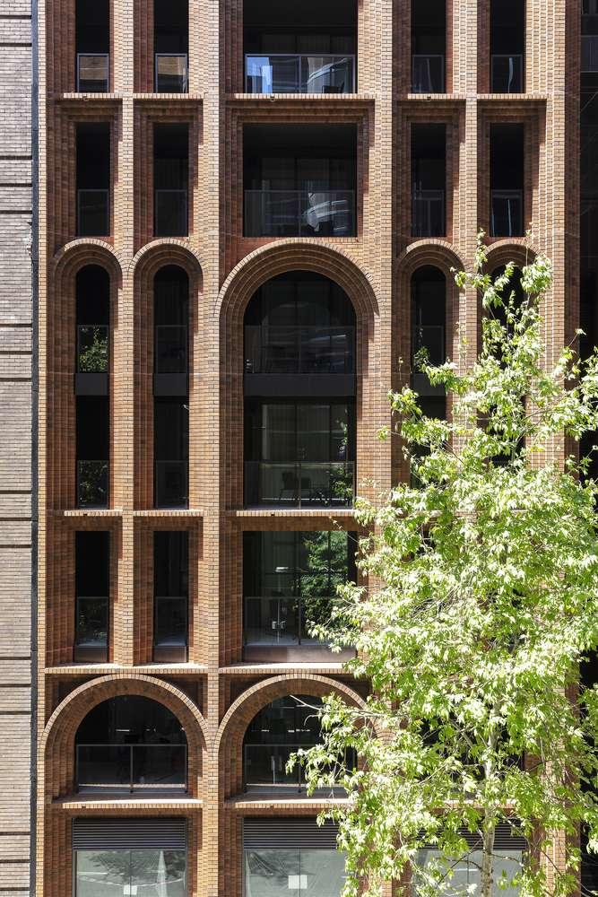 طراحی برج مسکونی سیدنی