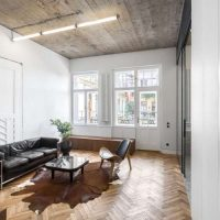 بازسازی آپارتمان قدیمی